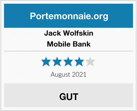 Jack Wolfskin Mobile Bank Test