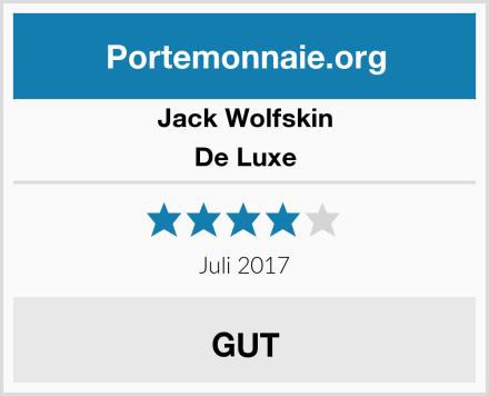Jack Wolfskin De Luxe Test