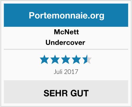 McNett Undercover  Test