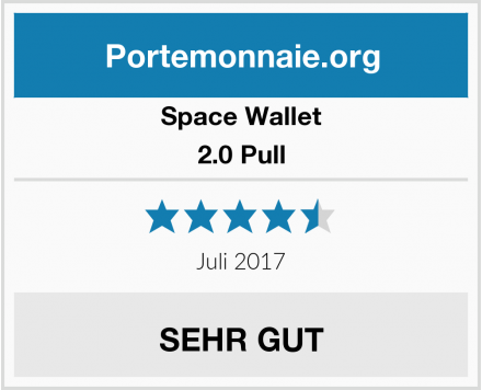 Space Wallet 2.0 Pull Test