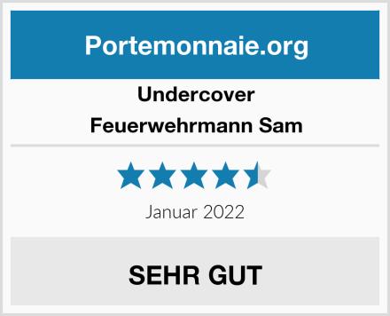 Undercover Feuerwehrmann Sam Test