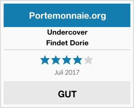 Undercover Findet Dorie Test