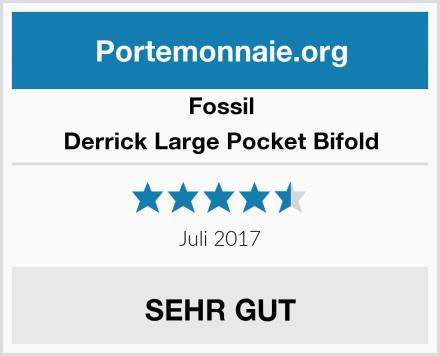 Fossil Derrick Large Pocket Bifold Test