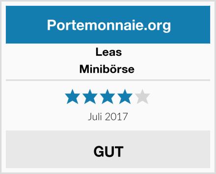 Leas Minibörse  Test