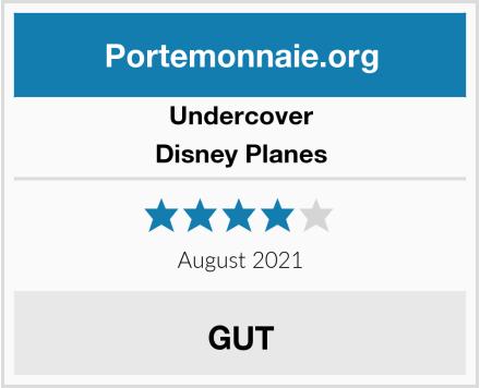 Undercover Disney Planes Test