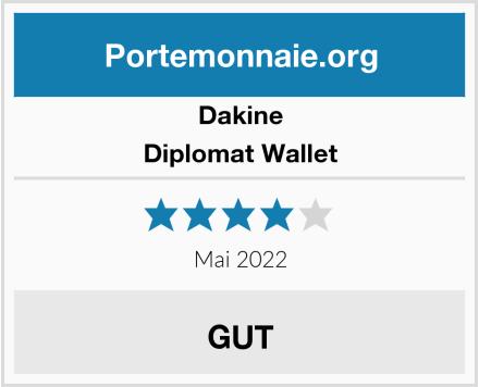 Dakine Diplomat Wallet Test