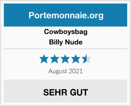 Cowboysbag Billy Nude Test