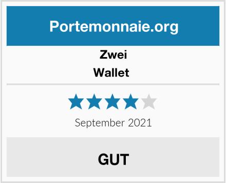 Zwei Wallet  Test