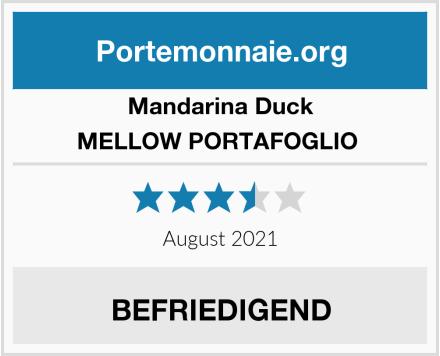 Mandarina Duck MELLOW PORTAFOGLIO  Test