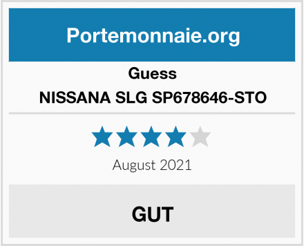 Guess NISSANA SLG SP678646-STO Test