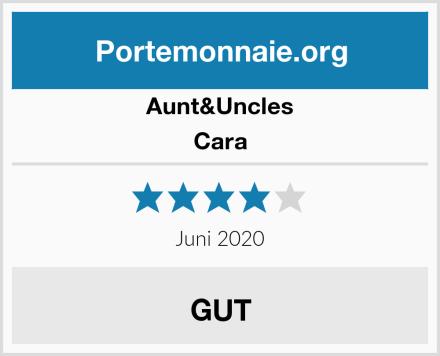 Aunt&Uncles Cara Test