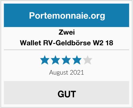 Zwei Wallet RV-Geldbörse W2 18 Test