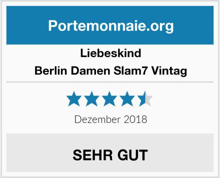 Liebeskind Berlin Damen Slam7 Vintag Test