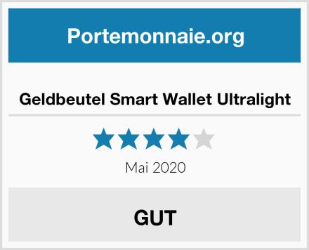 Geldbeutel Smart Wallet Ultralight Test