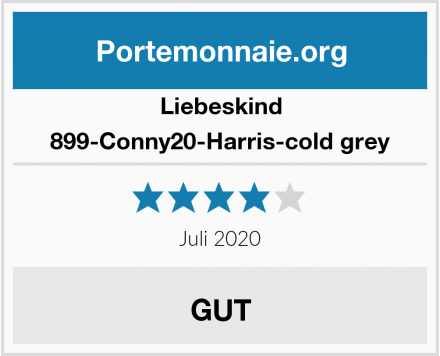 Liebeskind 899-Conny20-Harris-cold grey Test