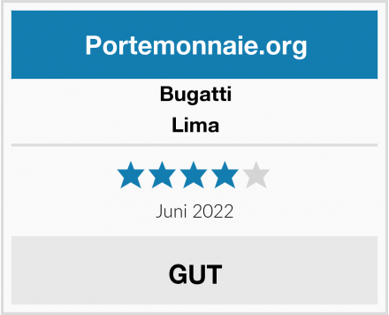 Bugatti Lima Test