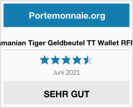 Tasmanian Tiger Geldbeutel TT Wallet RFID B Test