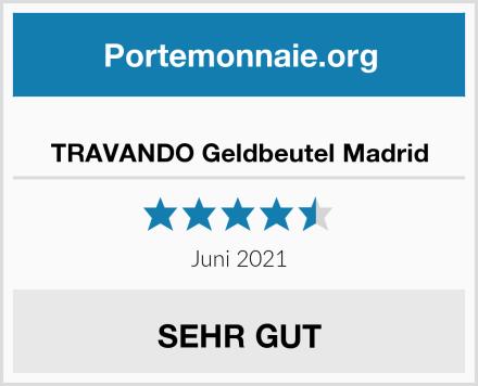 TRAVANDO Geldbeutel Madrid Test