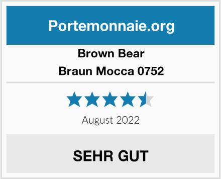 Brown Bear Braun Mocca 0752 Test