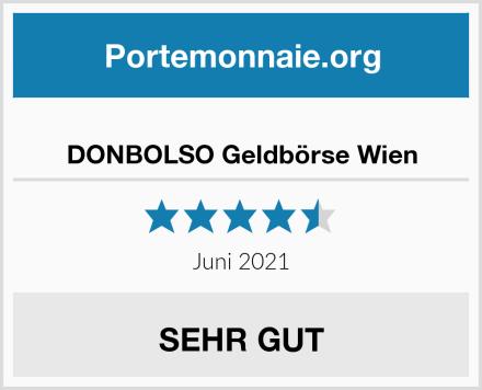 DONBOLSO Geldbörse Wien Test