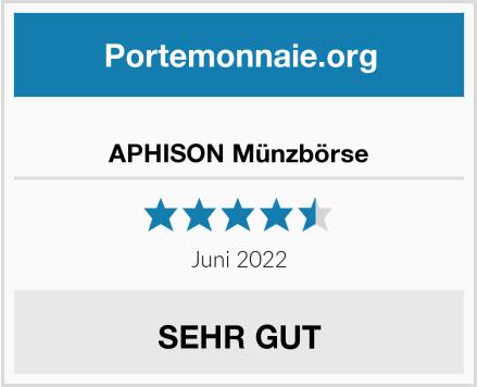 APHISON Münzbörse Test