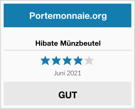 Hibate Münzbeutel Test