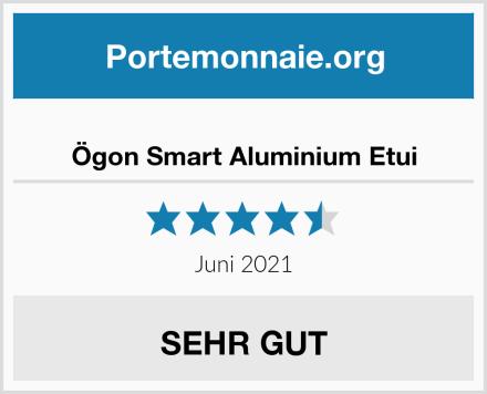 Ögon Smart Aluminium Etui Test