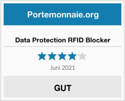 Data Protection RFID Blocker Test