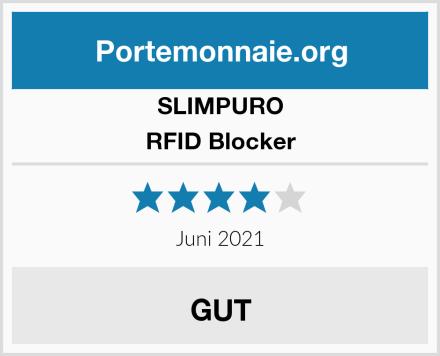 SLIMPURO RFID Blocker Test