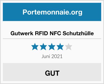 Gutwerk RFID NFC Schutzhülle Test