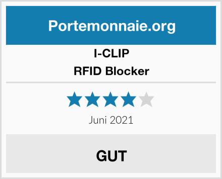 I-CLIP RFID Blocker Test