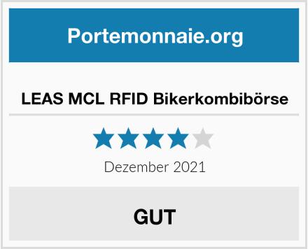 LEAS MCL RFID Bikerkombibörse Test