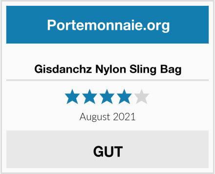 Gisdanchz Nylon Sling Bag Test