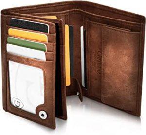 RFID Brieftaschen