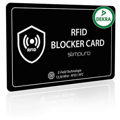 SLIMPURO RFID Blocker