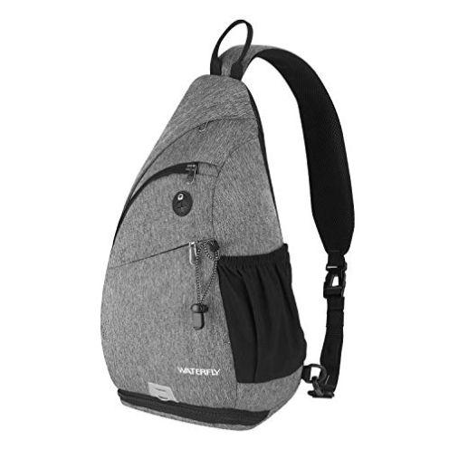 WATERFLY Sling Bag Crossbody Backpack
