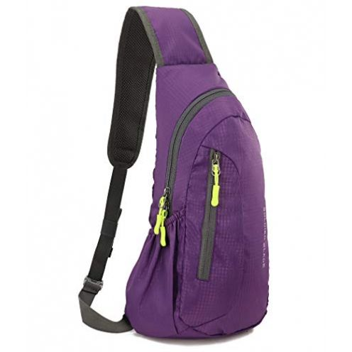 Gisdanchz Nylon Sling Bag