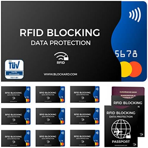 Data Protection RFID Blocker