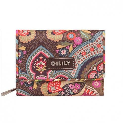 Oilily S Wallet Winter Ovation