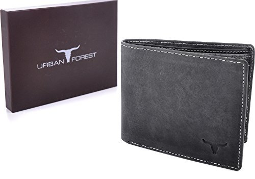 Urban Forrest Cntmp Leder Geldbörse